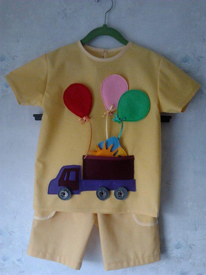 Zēna krekls + bikses