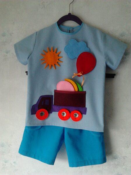 Krekls + bikses